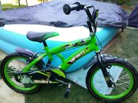 Monster Energy Infinity boys bike