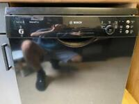Used - Bosch SilentPlus series 2 dishwasher black