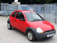FORD KA 1.3Ltr Mot July 2017 (SOLD) ONLY 42000 Miles Ideal First Car