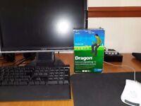 Dragon speech recognition software - Dyslexia correction help