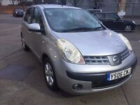Nissan Note 1.6 SE 5dr Auto Low Millage