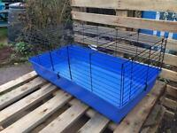 Guinea Pig or Rabbit travel or indoor hutch