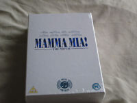 Mamma Mia boxed DVD - (sequel pending)
