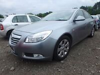 Vauxhall Insignia 12 plate A18XER M32 6 speed 24000 miles breaking for spares.