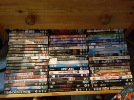 500 dvds