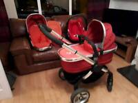 I Candy icandy Peach Travel System