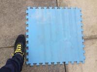 Interlocking floor mats (soft foam puzzle tiles)
