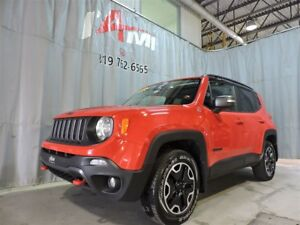 2015 Jeep Renegade Trailhawk CUIR TOIT