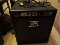 Peavy Max 110 practice bass combo amp for sale