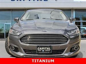 2013 Ford Fusion Titanium AWD *Leather-Nav-Rear Cam*