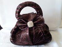 Small purple handbag (NEW)