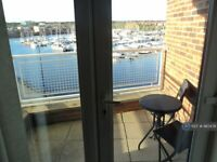 1 bedroom flat in Commissioners Wharf, North Shields, Royal Quays Marina., NE29 (1 bed) (#983478)