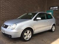 VW POLO SPORT DIESEL HATCH BACK **12 MONTHS MOT** ALLOYS AND CLIMATE CONTROL