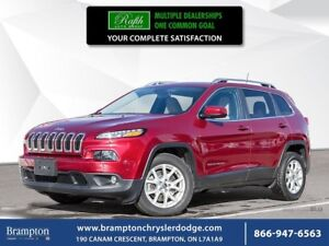 2016 Jeep Cherokee NORTH | FWD | TRADE-IN |