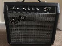 Fender Frontman 15w amp