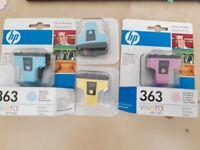 printer ink; HP printer