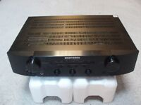 Marantz PM5003 Integrated Amplifier. Perfect condition. Boxed with leads, remote, & user guide