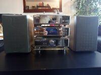 Hitachi Stereo System