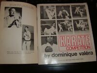 Two old collectable Shotokan Karate books