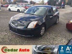 2010 Nissan Sentra 2.0 S -  Managers Special