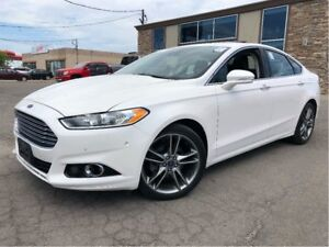 2014 Ford Fusion Titanium AWD LEATHER NAVIGATION MOONROOF