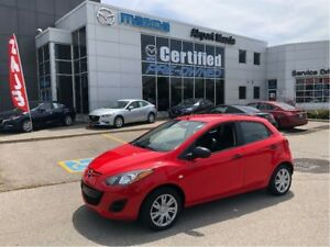2012 Mazda Mazda2 GX - Auto, Clean Car proof, Winter tires