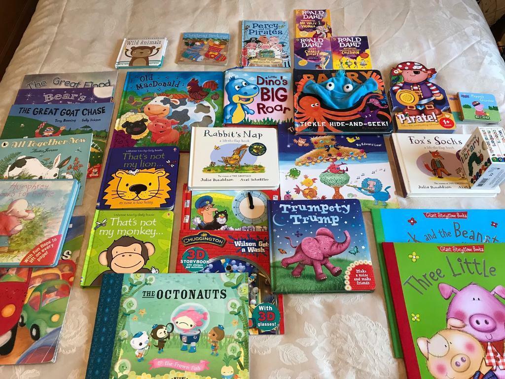813db9e4ad19f Bundle of children's books   in Ashby-de-la-Zouch, Leicestershire ...