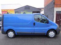 NO VAT! VERY LOW MILEAGE 55k Nissan Primastar SWB van vauxhall vivaro renault trafic traffic (33)