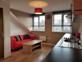 One Bedroom Flat, Fully self contained, recently refurbished, furnished, close to city centre