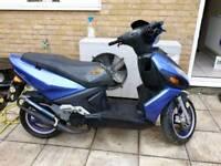 2013 Lifan aero 50cc moped no mot