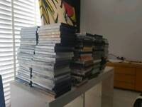 250 DVD joblot