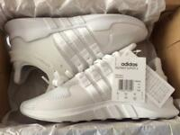 Adidas EQT Trainers white. (Brand New)