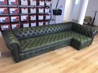 Chesterfield bespoke sofa