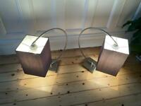 STUNNING DESIGNER LAMPS BY FRANDSEN X 2