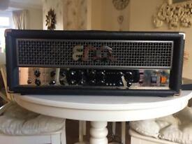 Engl Powerball v1 100w guitar amplifier head and custom z5 footswitch (not Mesa Marshall Peavey VHT)