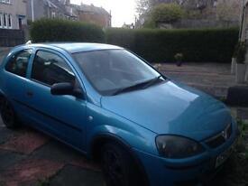 Vauxhall corsa **£495** full yr mot