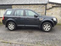 Land Rover, FREELANDER, Estate, 2007, Manual, 2179 (cc), 5 doors