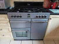 Belling Range Dual Fuel Cooker