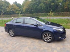 TOYOTA AVENSIS I.8 VALVEMATIC T4. FULL DEALERSHIP SERVICE HISTORY.