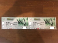 2 x World Championship Darts Final Tickets