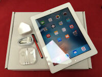 Apple iPad 2 32GB WiFi, White silver, WARRANTY, NO OFFERS