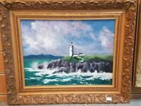Original Irish painting by Gerry Dillon