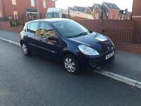 Renault Clio Expression 1.5 DCi 2007 Diesel, 1 Years MOT, FSH, Cambelt Changed, Lady Owner