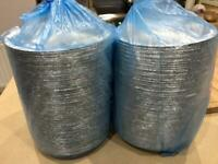 200 Foil Plates