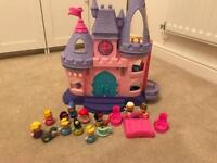 Fisher Price Little People Castle & Princesses