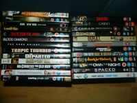 25 DVDs for sale (inc. List)