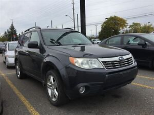 2009 Subaru Forester 2.5 X Limited Pkg at