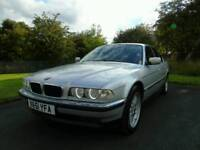 BMW 735i E38 7 Series 2000 personal project