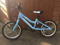 Ridgeback Melody girls bike 16 inches