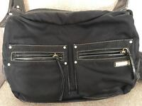 Pre-owned Storksak Emily Changing Bag with Changing Mat -in Good Condition RRP £100-120